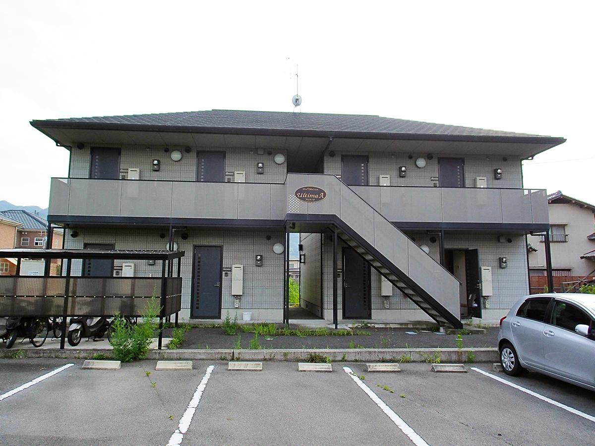 賃貸アパート アルティマA(和気町衣笠)