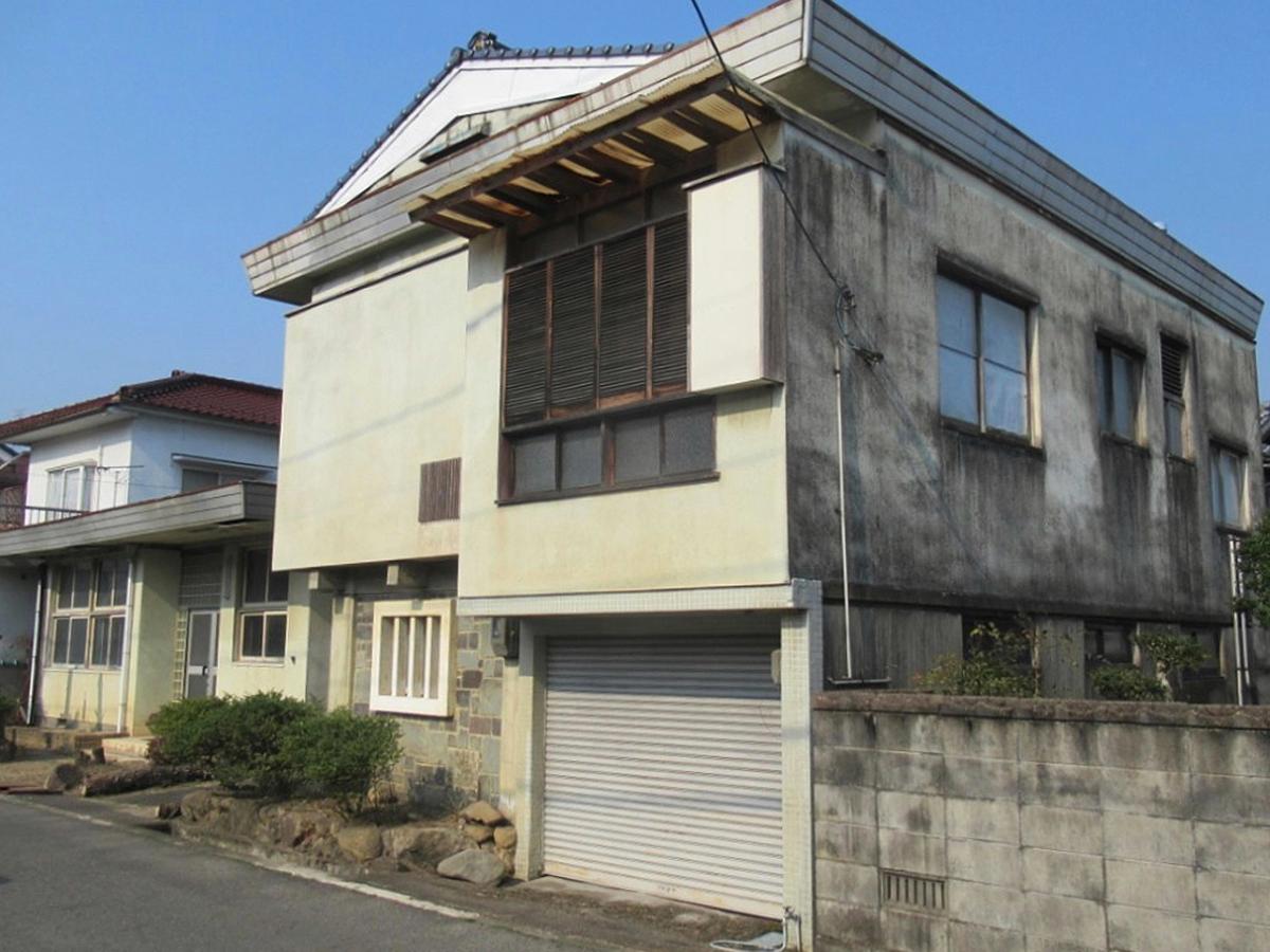 店舗付き中古住宅 小川邸(赤磐市福田)