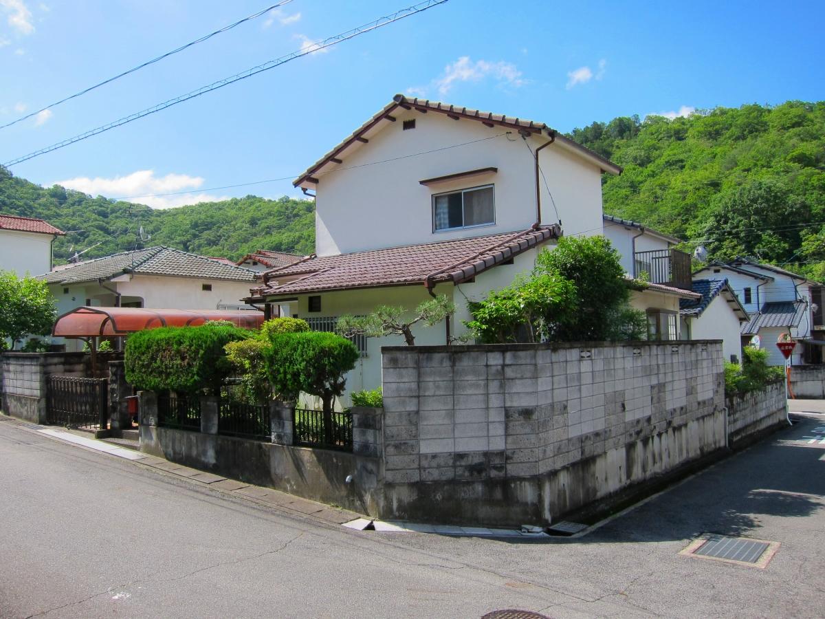 山田邸(和気町日室台)