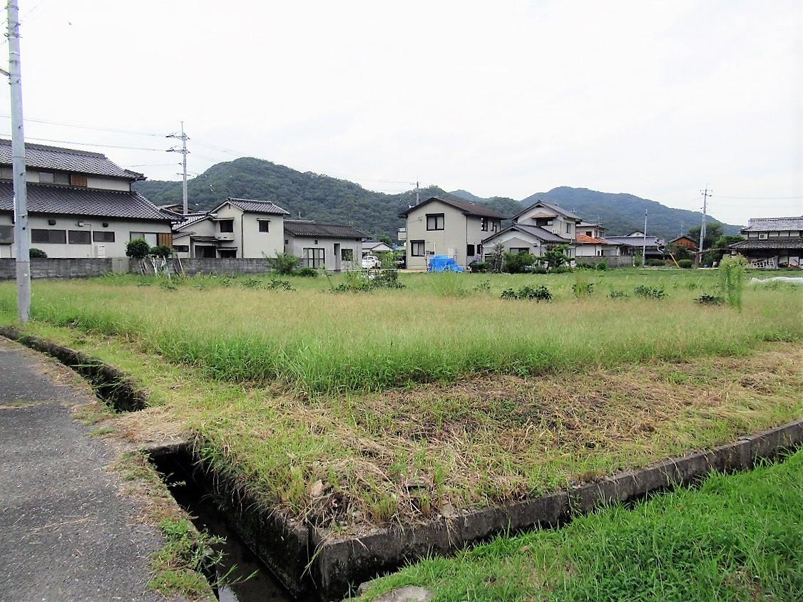 畑付き古民家(備前市吉永町南方)