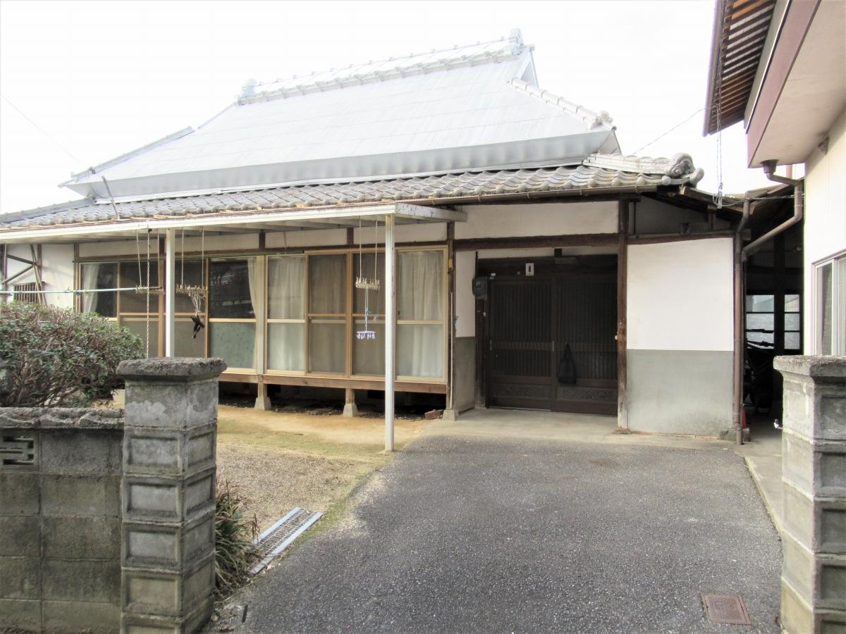 旧・実末邸(和気町大中山)