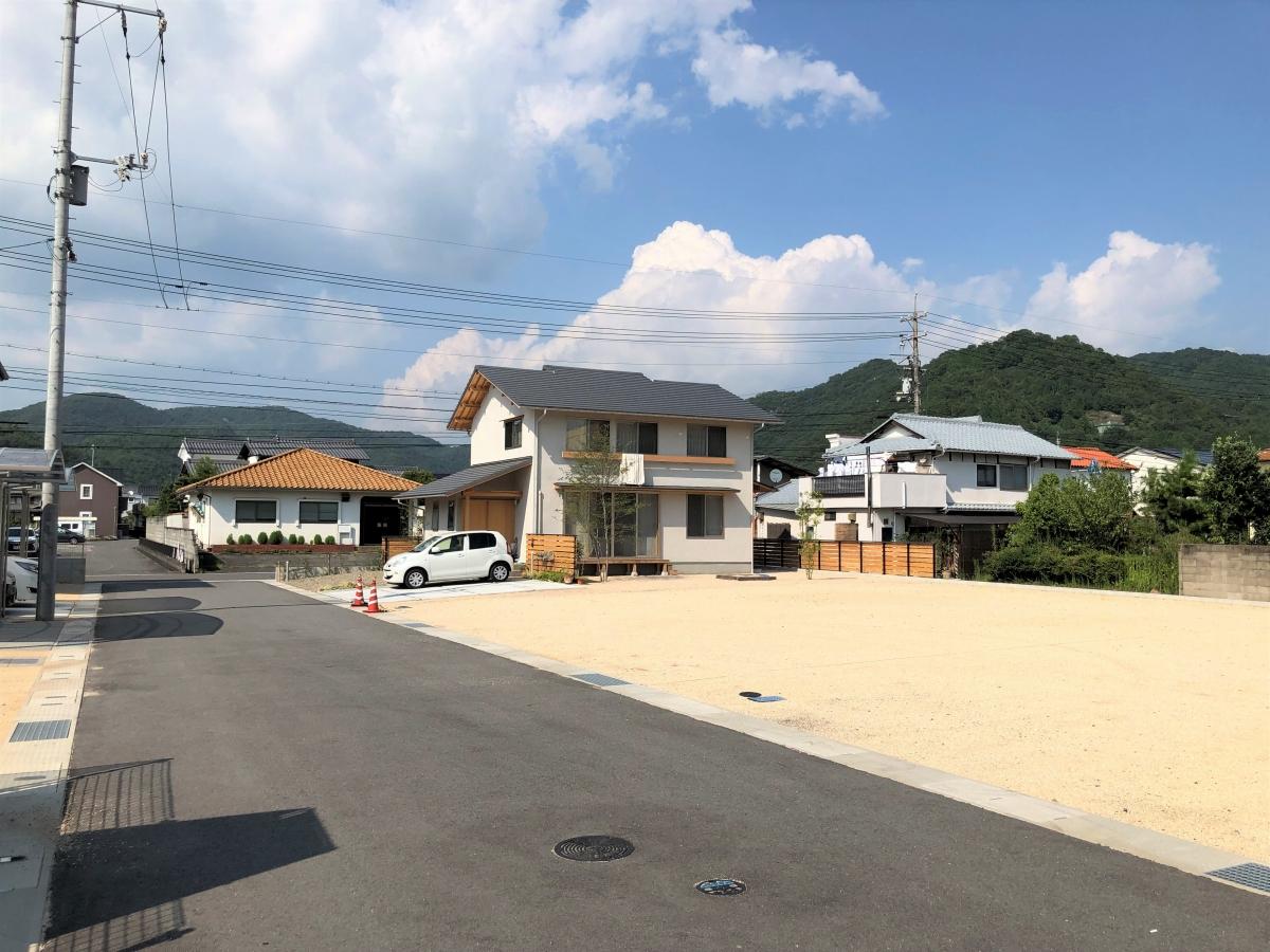 吉永グリーンタウンIII分譲地