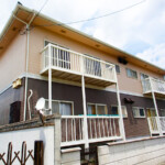 賃貸アパート 第2コーポ中山(和気町尺所)